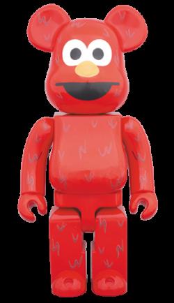 Elmo Monster